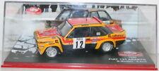 Voitures, camions et fourgons miniatures IXO pour Fiat