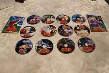 Inuyasha parts 1-2 anime Tv Series + 4 Movie Dvd Anime