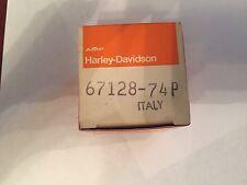 Harley Davidson Aermacchi Speedometer Drive Unit Oem Nos Veglia AMF Box X90 👌