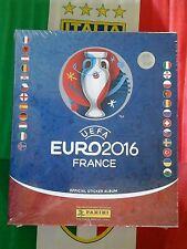 EURO 2016 GIFTBOX ITALIA EDITION COFANETTO+Album hard cover +100 bustine panini