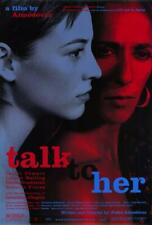 Talk to Her 11x17 Movie Poster (2002)