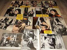 1001 nuits A ISTANBUL  jeu photos cinema lobby cards espionnage 1972 + presse