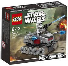 LEGO® Star Wars Microfighters 75028 - Clone Turbo Tank™ NEU & OVP Clone Trooper