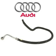 NEW Audi A4 Quattro RS4 Return Hose Steering Rack to Cooling Pipe Genuine