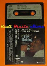 MC The best of OTIS REDDING That's soul serie1980 germany ATLANTIC cd lp dvd vhs