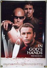 IN GOD'S HANDS DS ROLLED ORIG 1SH MATTY LIU, MATT GEORGE, PATRICK SHANE DORIAN