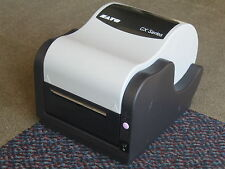 SATO CX400 EX2 Direct Thermal Transfer Barcode Label Printer Inc PSU 86481 Inch