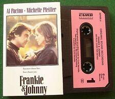 Frankie & Johnny OST Doobie Brothers Golden Earring + Cassette Tape - TESTED