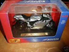 MV Agusta F4S 1+1      1:18    Maisto metal   MIB