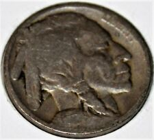 """1919-P 5C Buffalo Nickel, a2117ocu """"Only 50 Cents for Shipping""""*3"""