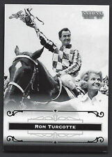 SECRETARIAT & RON TURCOTTE -LIMITED EDITION PROMOTIONAL HORSE RACING SPORTS CARD