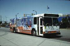 Mississauga Transit Orion bus Kodachrome original Kodak Slide