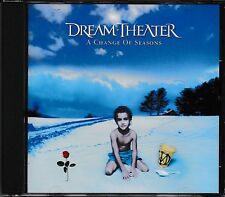 A Change of Seasons [EP] by Dream Theater (CD, Sep-1995, Elektra (Label))