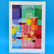 At The Bar Epirotiki Griechenland 1994 | Speisenkarte Getränkekarte