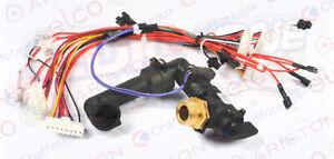 Sensore di flusso verticale Ariston 65153522 (ex 65153001) per scaldino Fast Evo