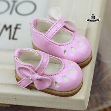 Yosd Shoes 1/6 BJD Shoes Tiny Lolita Pink Shoes Dollfie Luts Dollmore AOD DZ DOD
