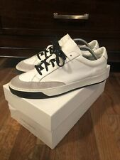 Common Projects Tennis Pro White Leather Shoes Size 42