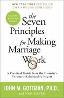 The Seven Principles for Making Marriage Work by John Gottman (0553447718)