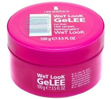 Lee Stafford Wet Look GeLee 100g Hair/Styling/Jelly/Gel/Fashion/Firm/Hold/NEW
