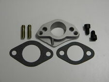 VW Bug 1300-1600 Solex Carburetor 30-34PICT Adapter Flange Kit Brosol 30PICT-1