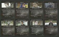 Twilight Robert Pattinson Kristen Stewart Fab Cards A
