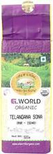 100 % Pure & Natural Telangana Sona Sugar Free Rice 500 x 2 Grams Pack of 2