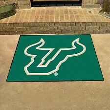 "South Florida Bulls 34"" x 43"" All Star Area Rug Floor Mat"