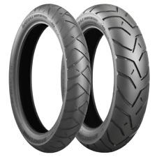 Bridgestone Battlax Adventure A40 120/70-19 and 170/60-17 (Pair)
