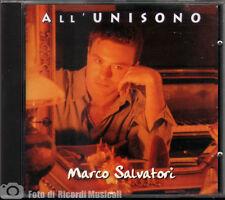 MARCO SALVATORI - ALL'UNISONO Anno 1996