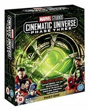 Marvel Studios Cinematic Collection Phase 3 Avengers Collection Set[Blu-ray]