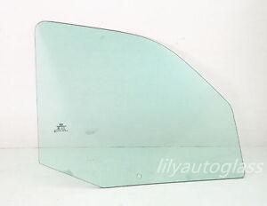 NAGD Driver//Left Side Rear Door Window Glass Replacement for Jeep Liberty 4 Door Utility 2002-2007