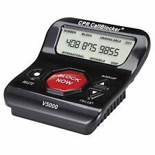 CPR V5000 Landline Call Blocker Block All Robocalls Scam Calls - Refurbished