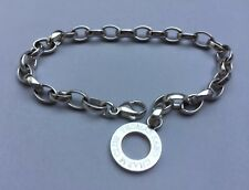 Thomas Sabo Silver Classic Chunky Charm Bracelet - 21cm Long - Large Link £79