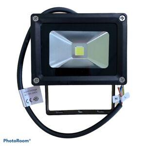 Heathfield 10w LED Floodlight IP65 6000K Daylight Security Light