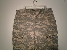 GENUINE USGI ARMY COMBAT UNIFORM ACU PANTS INSECT GUARD 2010 X-LARGE X-LONG I-10