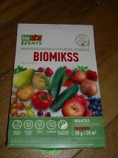 Biofungicide and grow boost Trichoderma & 7 beneficial bacteria dry 0,7oz mix.