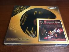 NAT KING COLE The Christmas Song SACD Hybrid AFZ-225 Audio Fidelity SEALED