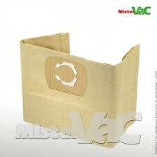 5x Staubsaugerbeutel geeignet Masko Industriestaubsauger , K 606DW