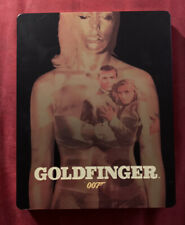 "James Bond 007 ""GOLDFINGER"" Steelbook (BLU RAY BD) - 50th Anniversary"