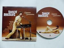 CD  ALBUM Promo DAMIEN ROBITAILLE Homme autonome 10284