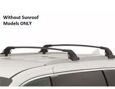 New 2015-17Kia Sedona ROOF RACK CROSS BARS set 2 Luggage Rails Cargo No Sunroof