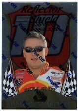 RICKY RUDD 1999 Premium Badge of Honor Reflector Shield Card NASCAR BV$20