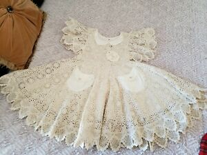 Dollcake Dress Size 7