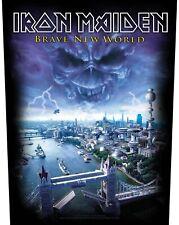 Iron Maiden - Brave New World Back-Patch-keine Angabe #125844