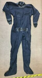 Genuine UKSF SAS Navy Blue Immersion Suit Size Large/Tall #245