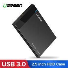 Ugreen USB 3.0 Festplattengehäuse 2,5 Zoll USB 3.0 Externes Gehäuse Case UASP
