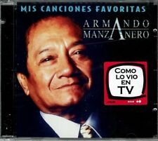 Armando Manzanero Mis Canciones Favoritas   BRAND NEW SEALED CD