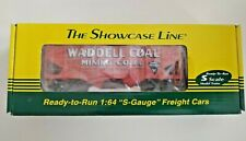 S-Helper Service #01650 WADDELL Coal #1 101 Hopper The Showcase Line S Scale NEW