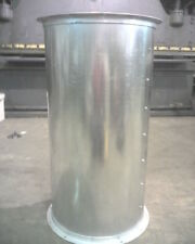 "34"" Dia. 4' Length Spray Paint Booth Exhaust Stack Pipe"