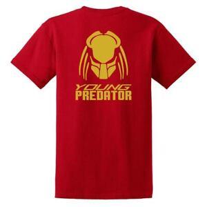 Chase Young The Predator Washington Football Team T Shirt Brand New